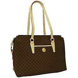 Rioni Signature Tote Traveler Bag