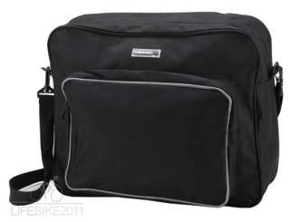 New Bike Cycling bicycle double rear pannier bag 45L