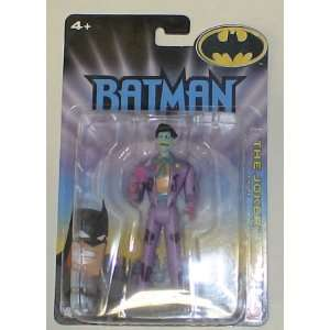 ANIMATED BATMAN THE JOKER ACTION FIGURE MOC Toys & Games