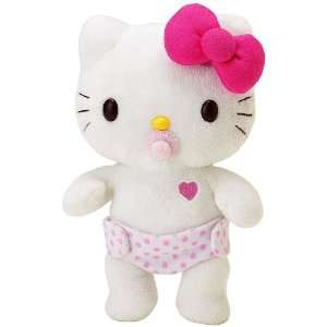 Sanrio Hello Kitty Baby Dress Me Plush Toys & Games
