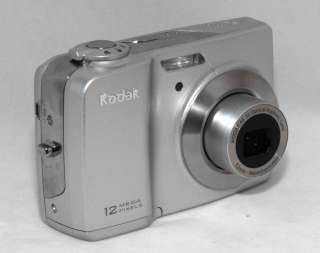 Kodak EasyShare C182 Digital Camera 12 Mega Pixel 3X Optical Zoom