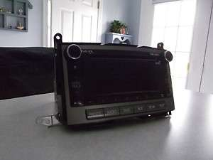 2011 New Toyota Venza JBL Radio  CD Player