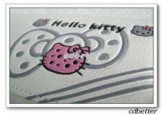 NEW Womens Girls Kitty Bowknot Long Clutch Wallet Purse