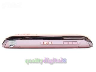 UNLOCKED Sony Ericsson W595 GSM cell phone PINK 7311271109662