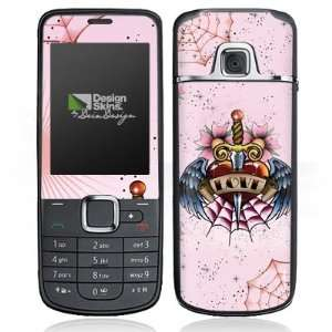 Design Skins for Nokia 2710   Flying Daggerheart Design