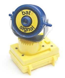 1974 MEGO CORP PLASTIC TOY ELECTRICAL BAT SIGNAL