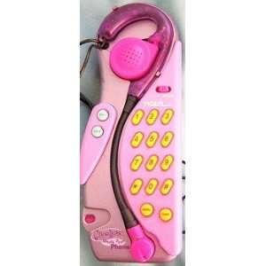 ClueLess Hands Free Phone Tiger Electronics #71 535