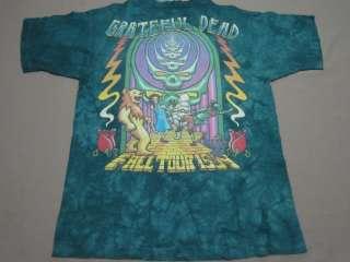 GRATEFUL DEAD FOLLOW THE GOLDEN ROAD ROCK HIPPIE CONCERT VINTAGE 1994