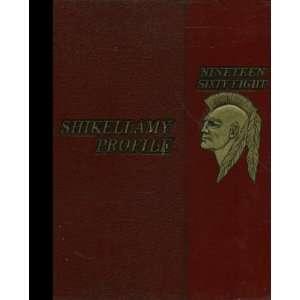 (Reprint) 1968 Yearbook Shikellamy High School, Sunbury