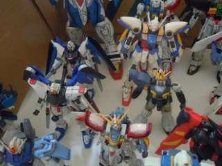 Bandai Mobile Suit Gundam HG Model Kit Big Lot Sale G Wing Zero Seed