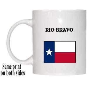 US State Flag   RIO BRAVO, Texas (TX) Mug