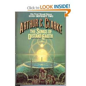The Songs of Distant Earth: Arthur C. Clarke: Books