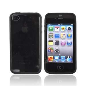 Griffin For Apple iPhone 4 Slim Hard Case CLEAR/BLACK