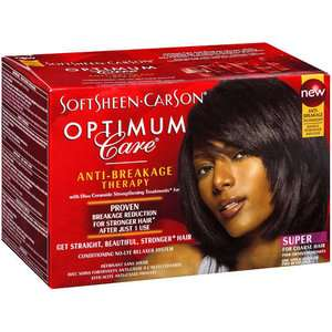 Care Anti Breakage Therapy Super No Lye Relaxer System Hair Care