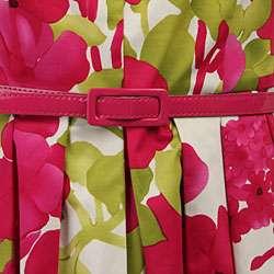 Eliza J Womens Floral Print Dress  Overstock