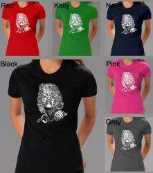 Los Angeles Pop Art Womens Marilyn T shirt