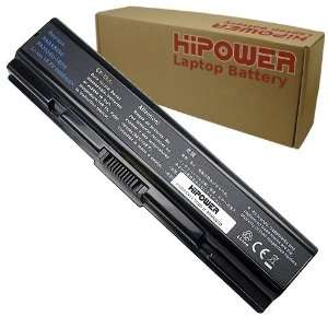 Hipower 6 Cell Laptop Battery For Toshiba Satellite PA3534U