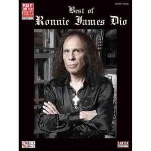 Best of Ronnie James Dio, Dio, Ronnie James Art, Music