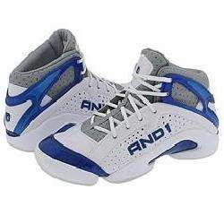 And 1 Wonder Mid White/Royal/Light Grey