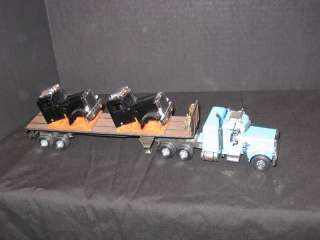 1997 Matchbox Ultra Semi Truck Peterbilt 359 Very Nice