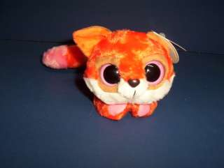 Collectible Aurora YooHoo & Friends Ruby Red Fox(10726)