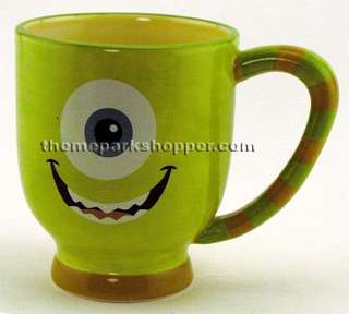 NEW Disney MIKE WAZOWSKI COFFEE MUG Cup Monsters Inc