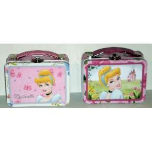 12 Pack Disney Princess Cinderella Small Lunch Box Tins Toys & Games