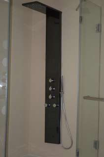 Stainless Steel Shower Panel 3 Massage Body Jets Tower GV 8712