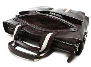 Genuine Leather Laptop Shoulder Messenger Bag Briefcase Satchel ACM1
