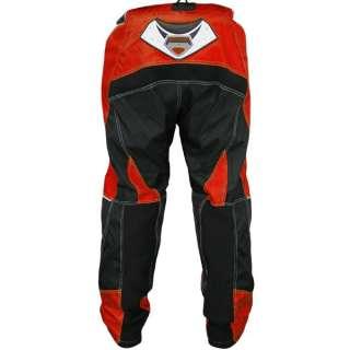 Vulcan NF 5350 Mens Black and Red MAXDURA Fabric Racing Pants 40