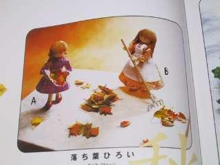 Japanese Washi Kimono Ningyo   Paper Doll Book 1