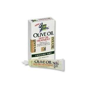 Queen Helene Olive Oil Hot Oil Deep Conditioning Hair Treatment 3x1oz