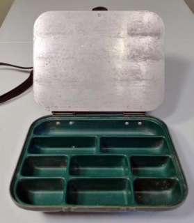 UMCO 700R wade fishing tackle box, Umcolite, very rare