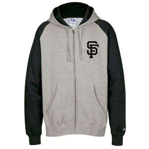 San Francisco Giants Classic Zip Full Zip Hooded