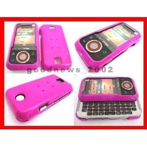 VERIZON MOTOROLA RIVAL A455 CELL PHONE COVER CASE HPINK