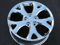 07 09 Mazda 3 6 5 Factory 17 Chrome Wheels OEM Rims 64895 9965066570