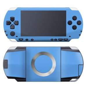 Solid State Blue Design Decorative Protector Skin Decal