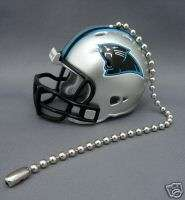 LIGHT/FAN PULL & CHAIN CAROLINA PANTHERS NFL FOOTBALL