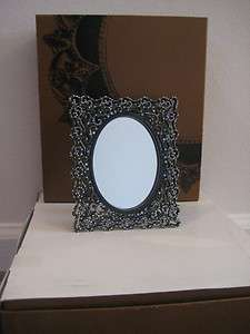 New Jay Strongwater Deco mirror & frame. Extremely rare