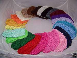 WHOLESALE LOT 50 newborn baby CROCHET BEANIE HAT