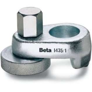 Beta Tools Beta 1435/1 Eccentric Stud Extractor, Chrome Plated at