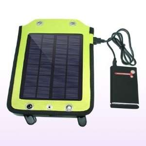 Portable Solar Charger for Cell Phone GPS DC