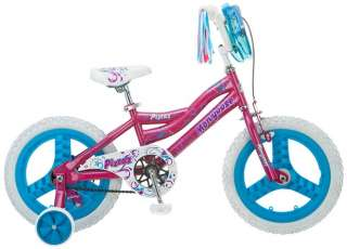 16 Pizazz Girls Sidewalk Kids Bicycle/Bike 038675167704