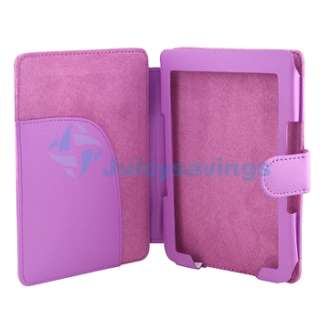 Pouch Skin Case Cover Wallet For  Kindle 4 6 inch 6