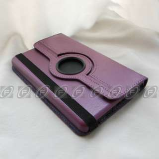Leather Case Cover with Stand F  Kindle Fire Multi Color