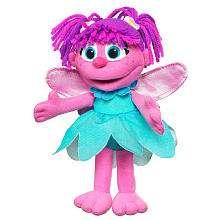 Sesame Street Mini Plush   Abby Cadabby   Hasbro