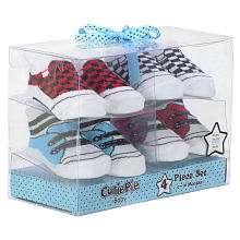 Sock Box Set   Sneakers   (One Size)   Cutie Pie Baby   BabiesRUs