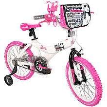 Dynacraft 18 inch BMX Bike   Girls   Barbie   Dynacraft