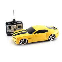 Big Time 116 Scale Radio Control Muscle Car   2006 Chevy Camaro