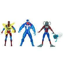 Man Action Figure Battle Pack   Water Rumble   Hasbro